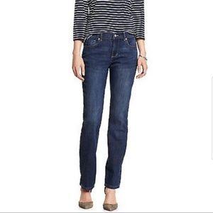 Banana republic straight leg jeans size 27